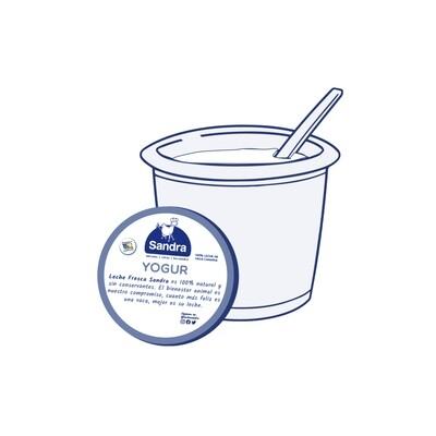 Yogur Natural 500 gr.
