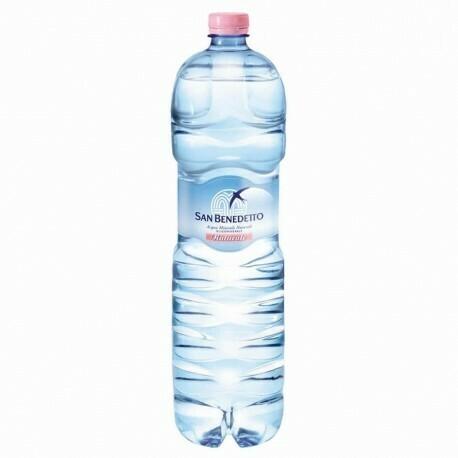 Acqua Naturale e Frizzante 1,5 Lt