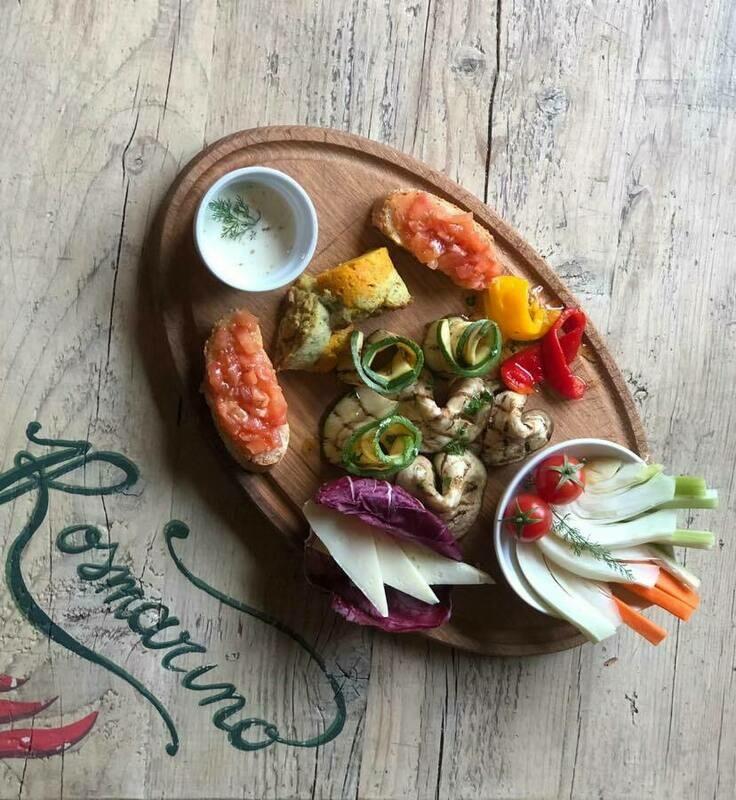Tagliere Vegetariano