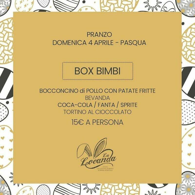 BOX BIMBI