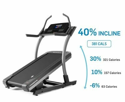 Incline Trainer X22i