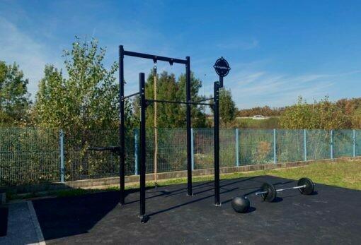 Peters Backyard Gym Set