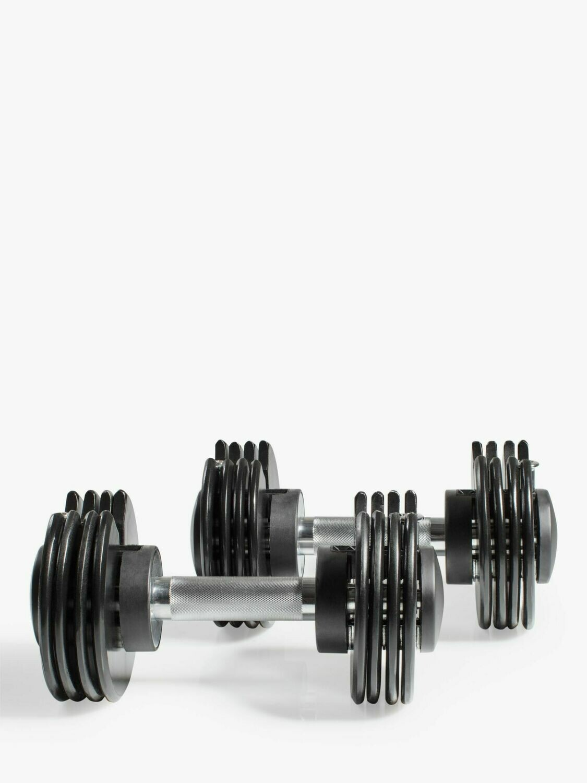 SpeedWeight Adjustable Dumbbells