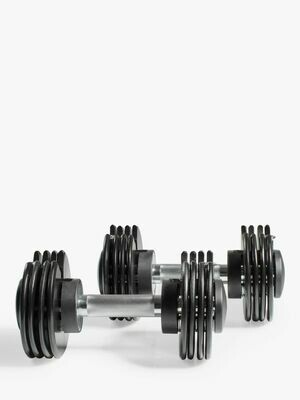 SpeedWeight Adjustable Dumbbells