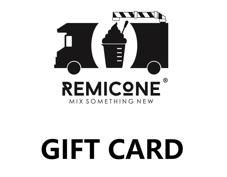 Remicone Digital Gift Card