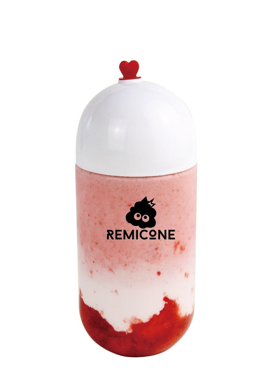 Strawberry Fruit Milk