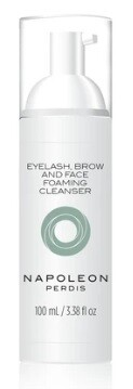 EYELASH, BROW AND FACE FOAM CLEANSER