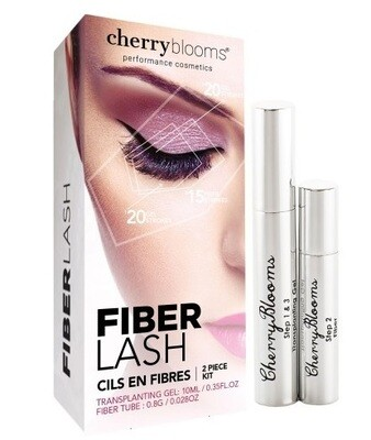 CHERRY BLOOMS FIBRE LASH EXTENSIONS