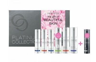 ASAP Platinum Collection + Firming Eye Lift