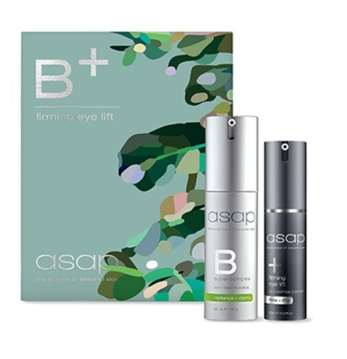 SERUM CELEBRATION COLLECTION | B + firming eye lift