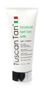 Tuscan Gradual Self Tan Milk 200ML