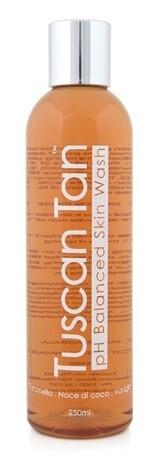Tuscan Tan pH Balanced Skin Wash