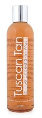 Tuscan Tan pH Balanced Skin Wash