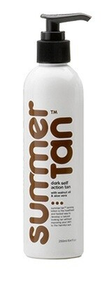 Summer Tan Tanning Lotion Dark 250ML