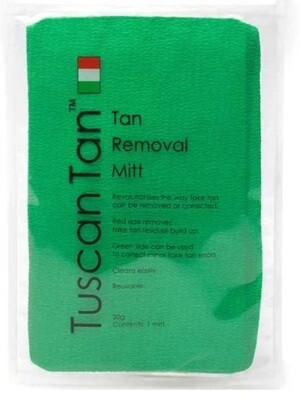 Tuscan Tan Removal Mitt
