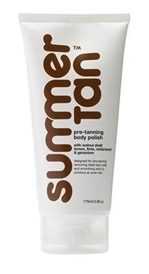 Summer Tan Pre Tanning Body Polish 175ml