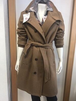 Manteau lainage Camel (ancien prix 389.-)