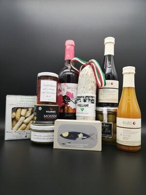 Picknick alla Degusto +Saft