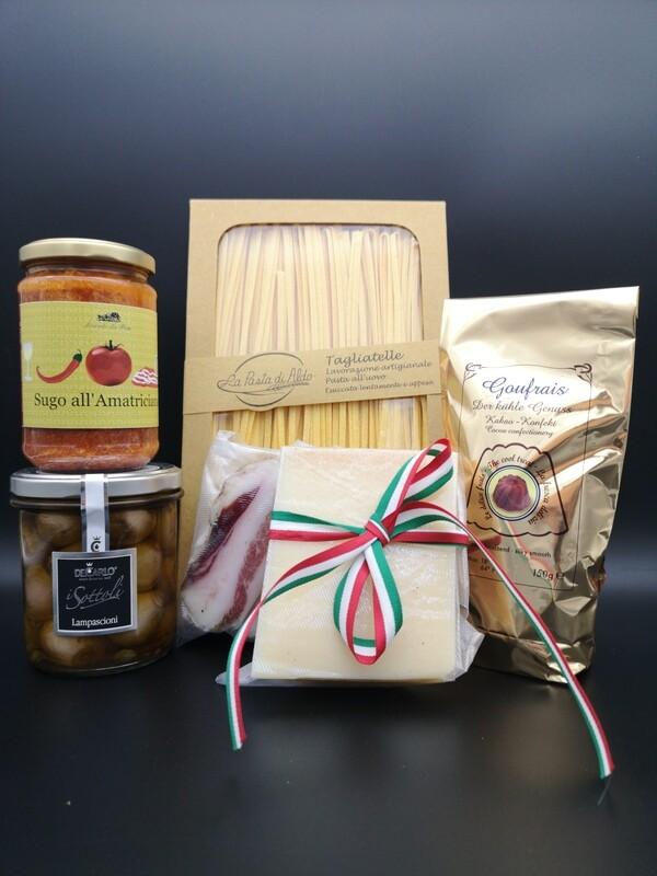 Pasta Paket Sugo all'Amatriciana