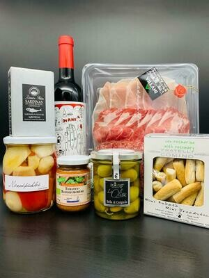 "Kochbox ""Vesper-Snacks / Gourmet-Vesper / Gourmet-Snacks"""