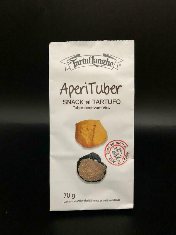 Aperi Tuber, Snack al Tartufo