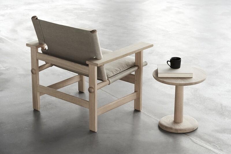 The Canvas Chair - Model 2031 (Neu)