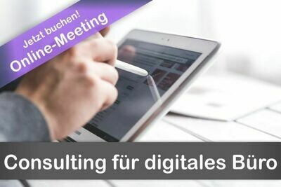 Consulting für digitales Office