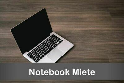 Notebook Miete 36,- / Tag Langzeitmiete auf Anfrage