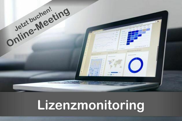 Lizenzmonitoring