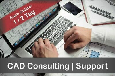 CAD Consulting | Support - 1/2 Tag