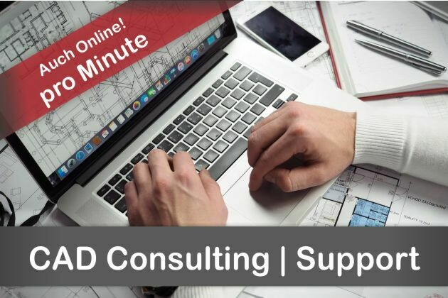 CAD Consulting | Support - pro verbrauchter Minute