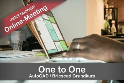 One to One AutoCAD / Bricscad Grundkurs