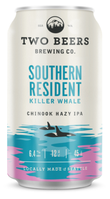 Southern Resident IPA 6-Pack Delivery