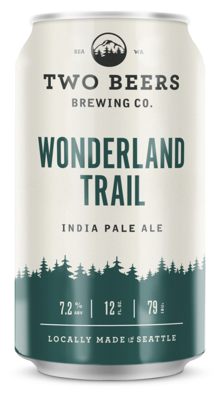 Wonderland Trail IPA 6-Pack