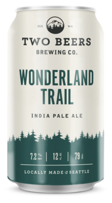 Wonderland Trail IPA 6-Pack Delivery