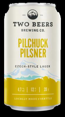 Pilchuck Pilsner 6-Pack Delivery