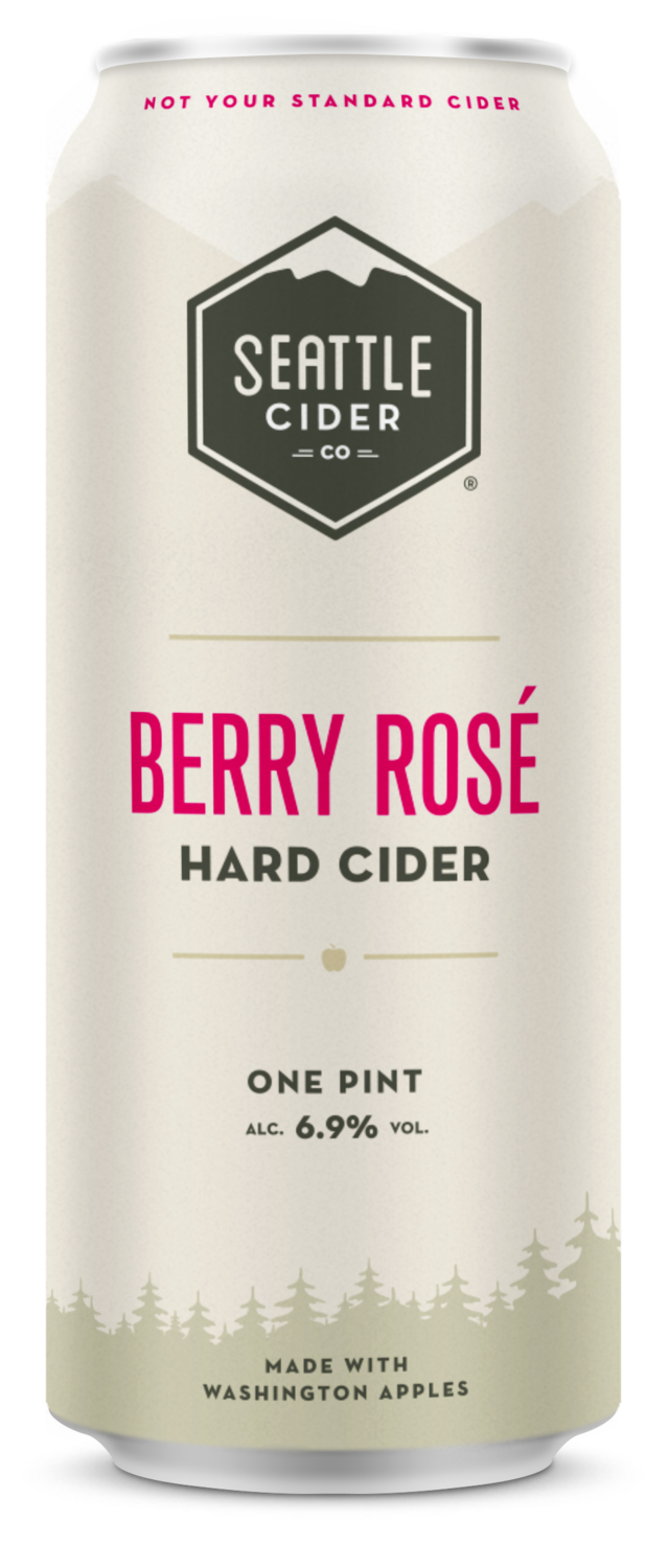 Berry Rosé 4-Pack