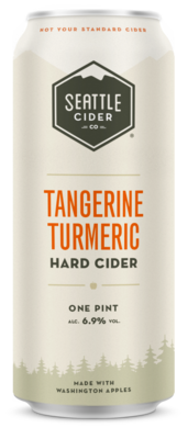 Tangerine Turmeric 4-Pack Delivery