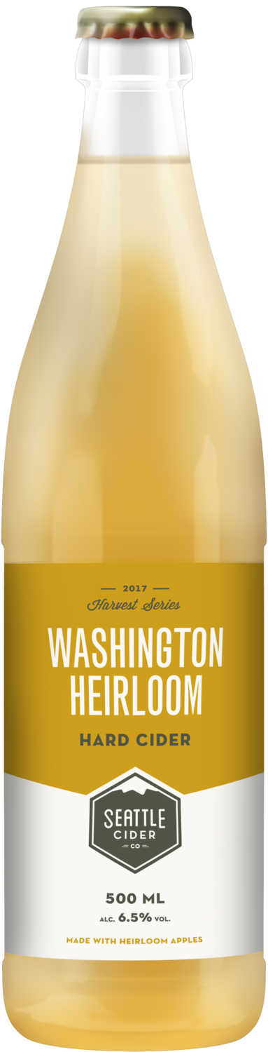 2016 Washington Heirloom - 500mL
