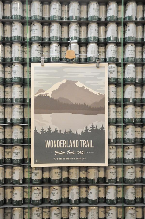 TBBC Wonderland Poster