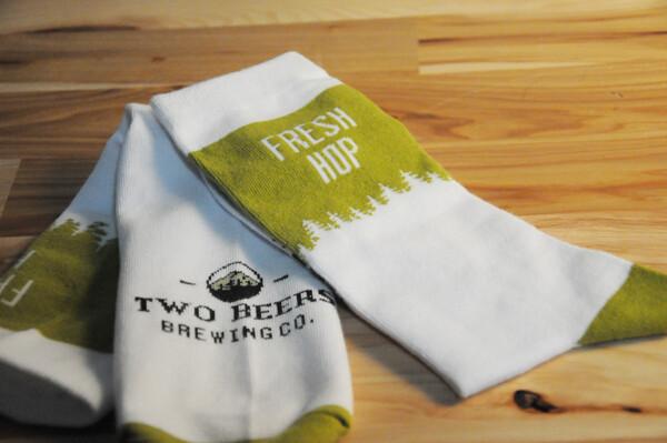 TBBC Fresh Hop Socks