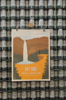 Day Hike Poster