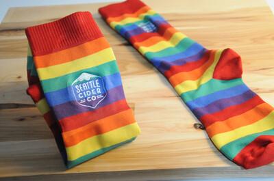 SCC Pride Socks