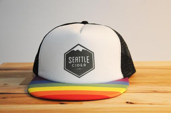 SCC Pride Trucker Hat