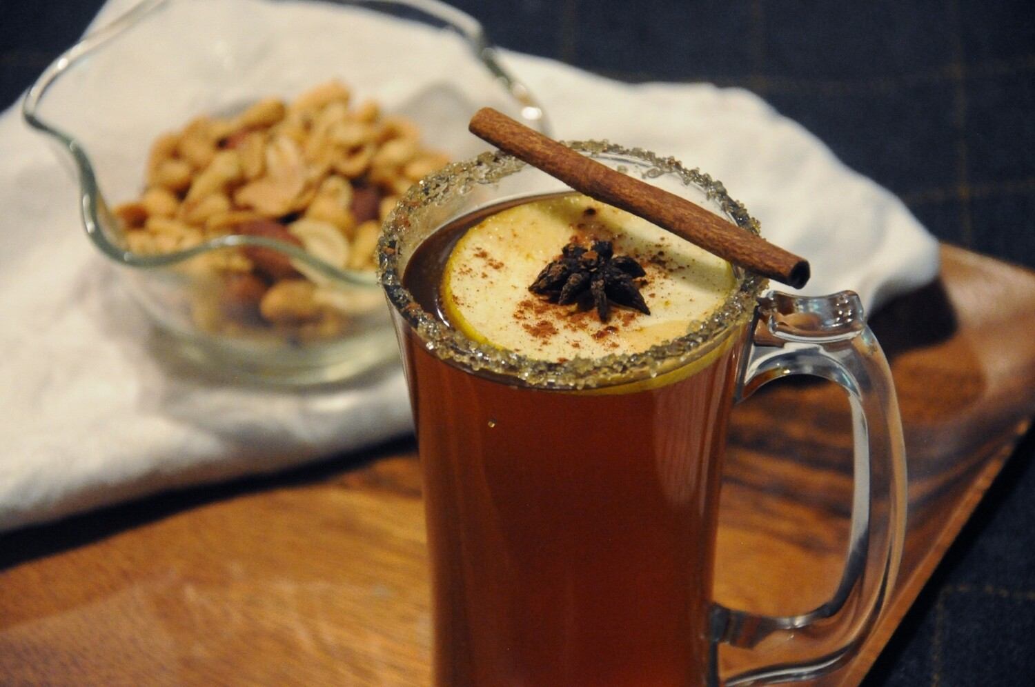 Hot Spiced Cider Growler