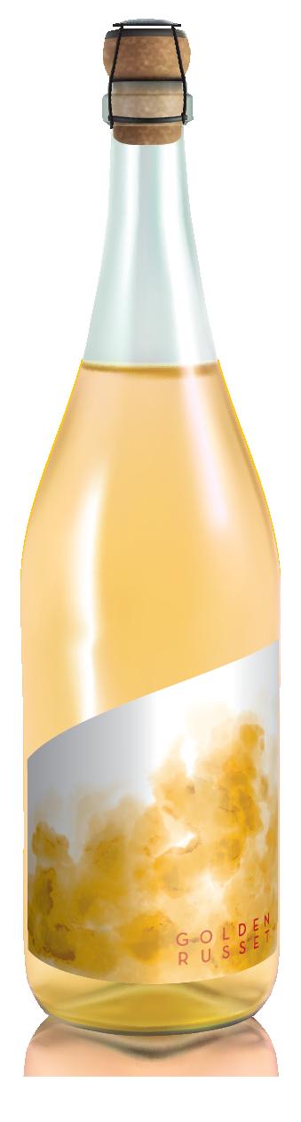 Golden Russet - 750ML