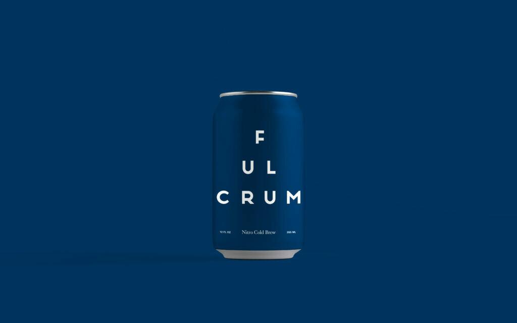 Fulcrum Nitro Cold Brew Single Can