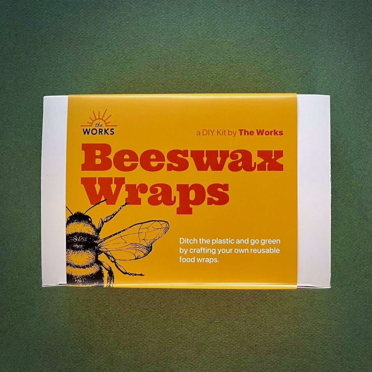 The Works Kit - Beeswax Wraps