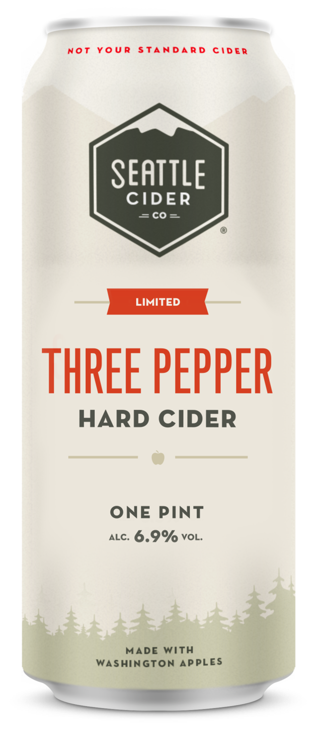 Three Pepper - 4 Pack