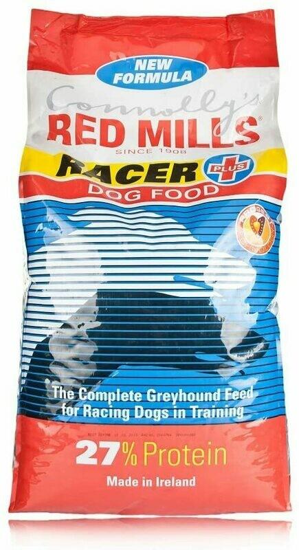 Red Mills Racer Plus